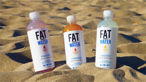 Beverage Innovation: Oil-Infused Water