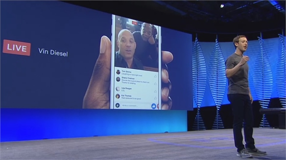 Facebook's New Live Video Hub