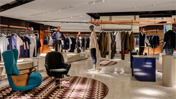 Harvey Nichols' Discovery-Based Menswear Revamp