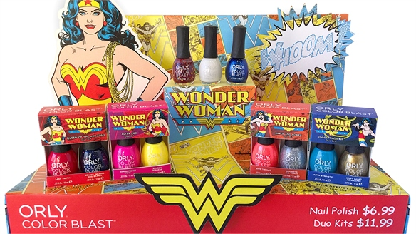 Geek Beauty: 2016 Licensing Opportunities