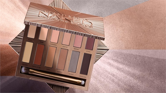 Urban Decay's New Fan-Led Palette