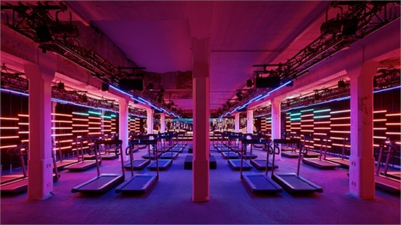 Nike's Immersive Workout Experience