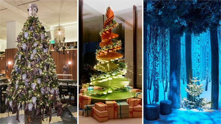 designer christmas trees - Designer Christmas Tree