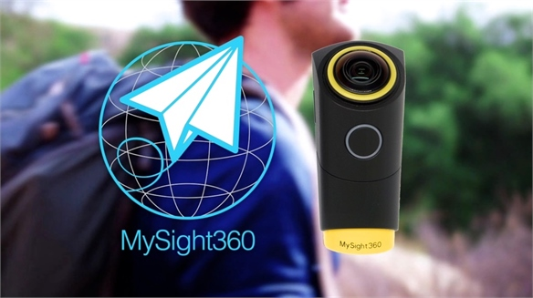 MySight360: Wearable VR Camera