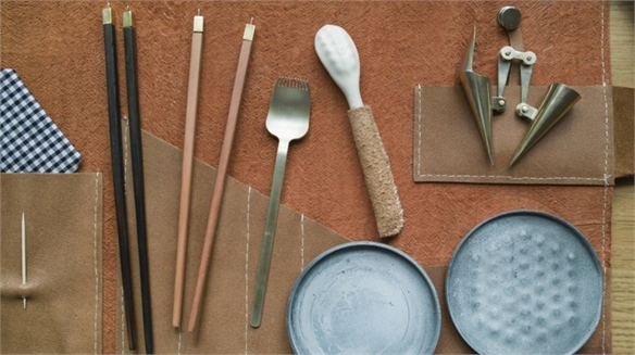 Utensils for Eating Insects
