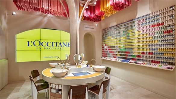 L'Occitane Guide & Play Flagship, NYC