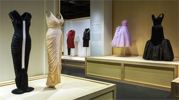 Fashion Exhibit Update: New York
