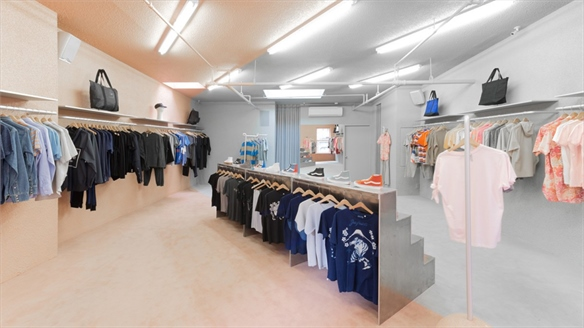 Athleisure: New Store Design Aesthetics