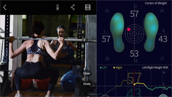 Iofit: Smart Coaching Footwear