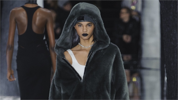 New York A/W 16/17 Must-Have Item: The Fur Hoodie