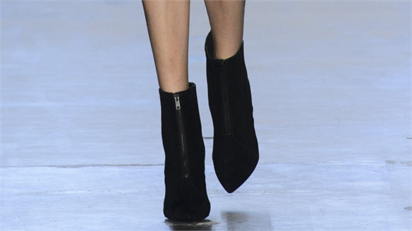 New York A/W 16/17 Trend Flash: 1980s Ankle Boot