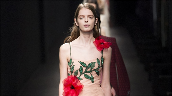 A/W 16/17 Trend Flash: Poppy Fields