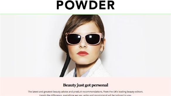 Retail Relevancy: Powder Personalises Beauty E-Tail