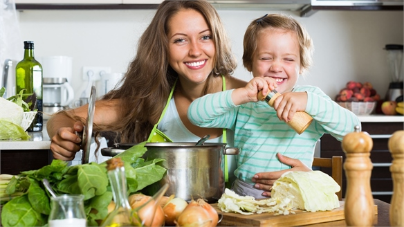 Millennial Mothers: Feeding Families