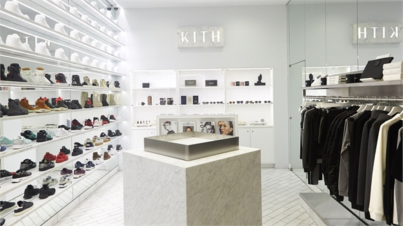 Kith's Female Streetwear Flagship
