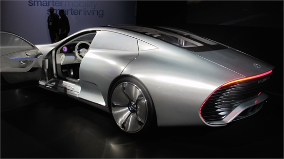 CES 2016: Automotive