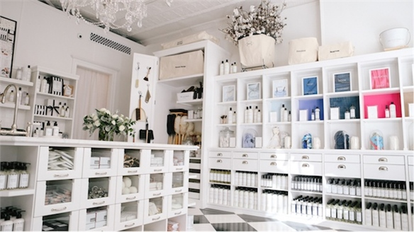 Elevating the Mundane: The Laundress Fabric Care Flagship