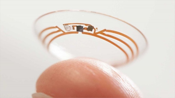 Biometric Health: Autofocus Contact Lenses