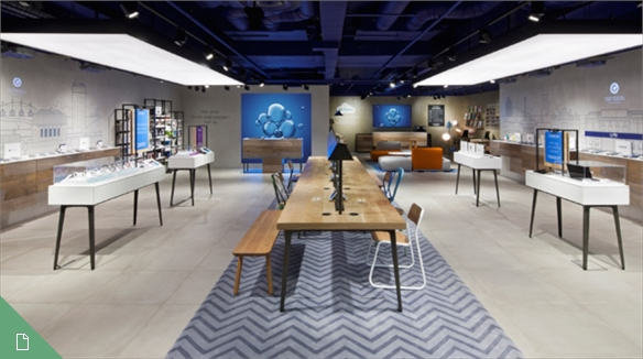 Active Flagships: Tapping the Experiential Economy
