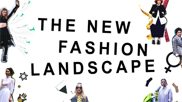 The New Fashion Landscape