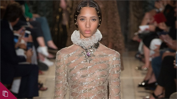 The Couture Edit A/W 16/17: Material