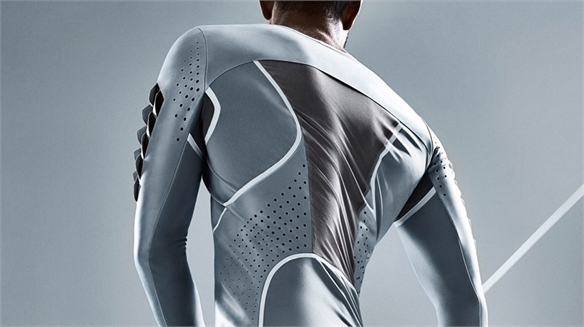 Condom Material Adapted for Sportswear