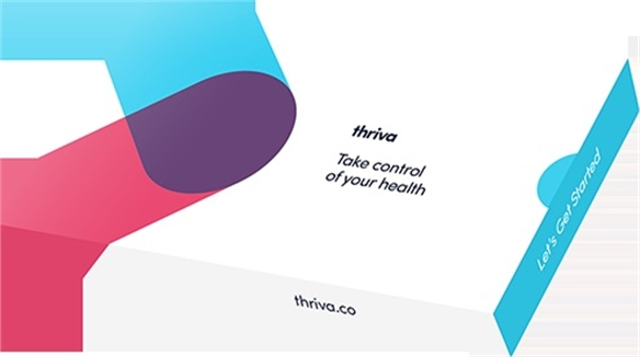 Thriva: At-Home Blood Test