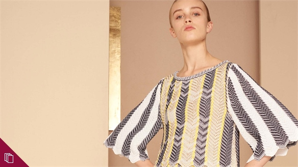 Resort 17: Knitwear