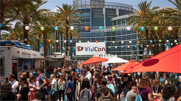 VidCon 2016: Diversity Drives Online Video Growth