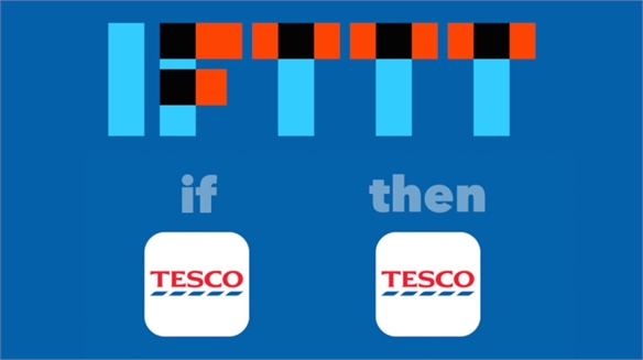 Tesco Trades on IoT to Boost Customer Experience