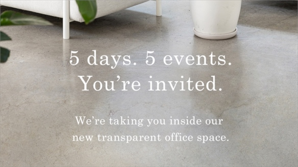 Everlane Continues Transparency Mantra With Access to New HQ