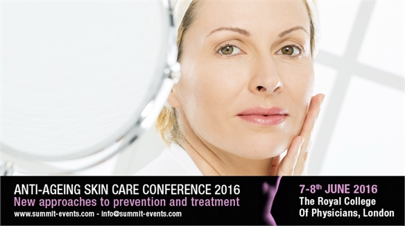 International Anti-Ageing Skincare Conference, London