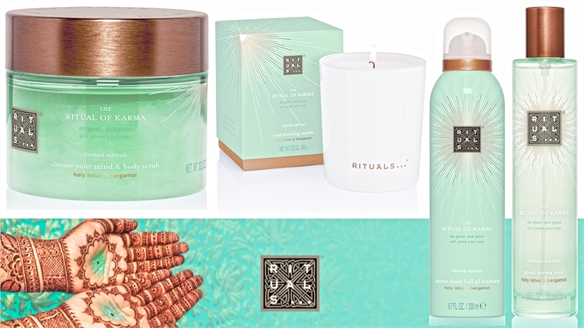 Rituals Taps Holistic Marketing