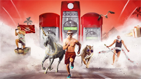 Old Spice Dream Runner: Gamified Location Marketing