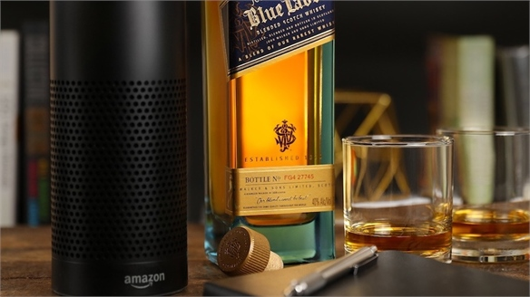 Johnnie Walker's Conversational Edu-Interfaces