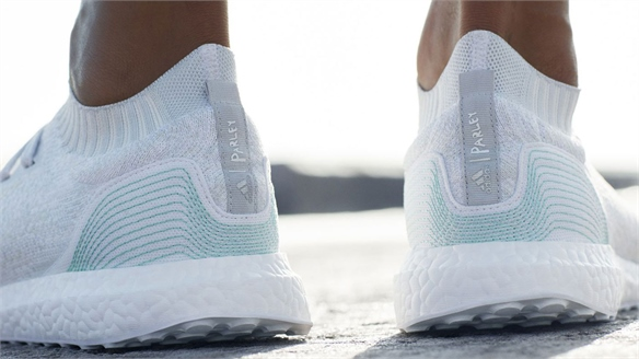 Upscaling Upcycling: Adidas x Parley for the Oceans