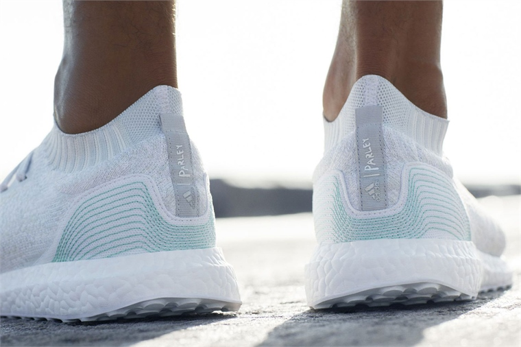 best service 93fa4 17994 Upscaling Upcycling Adidas x Parley for the Oceans