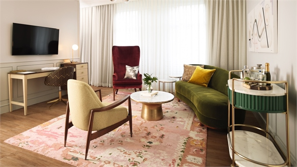 Retail x Hospitality: West Elm Goes Glocal with Hotel
