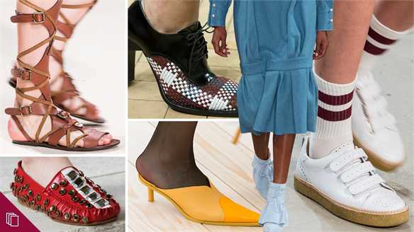 S/S 17: The Footwear Edit