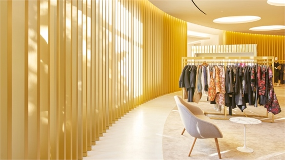 Saks Downtown's E-Tail-Inspired Flagship
