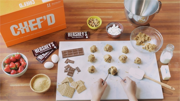 Hershey Taps US Meal Kit Growth