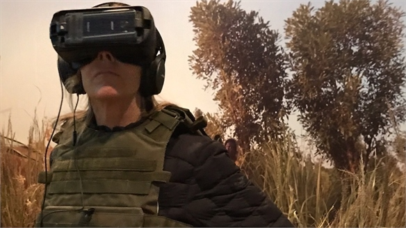 Tribeca Immersive 2017: VR Highlights