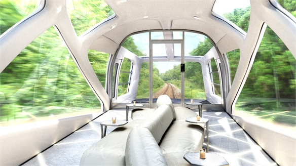 The Return of Luxury Rail