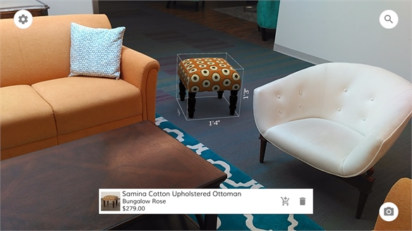 US Homeware Brands Embrace AR/VR