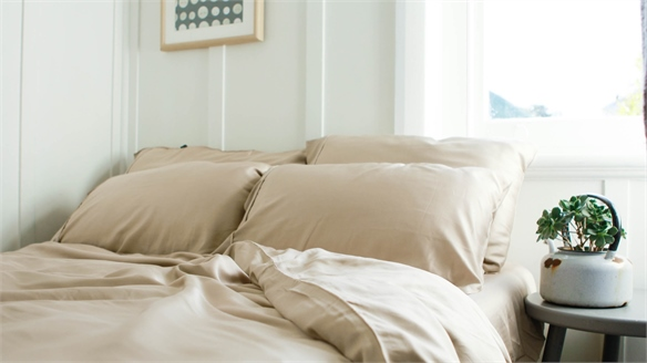 Beating Bacteria: Odour-Eliminating Sheets