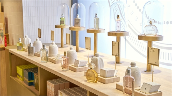 Next-Gen Perfumeries Highlight Edutainment, London
