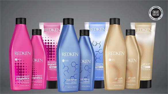 Redken Debuts Smart Haircare