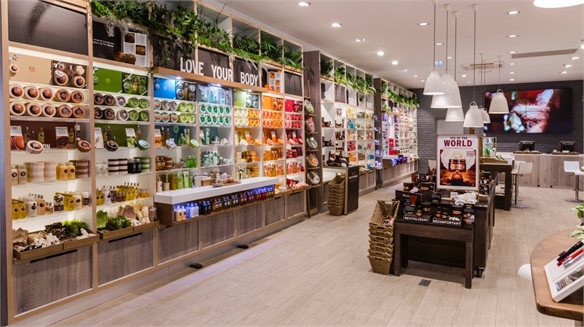 Body Shop Unveils Product Innovation Hub