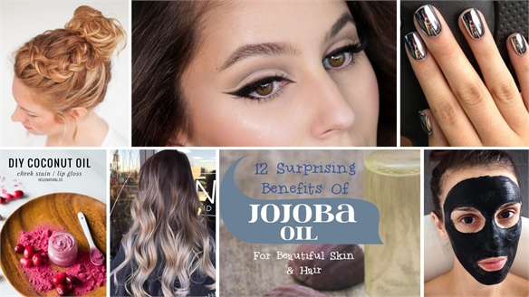 Pinterest Predicts 2017 Beauty Trends