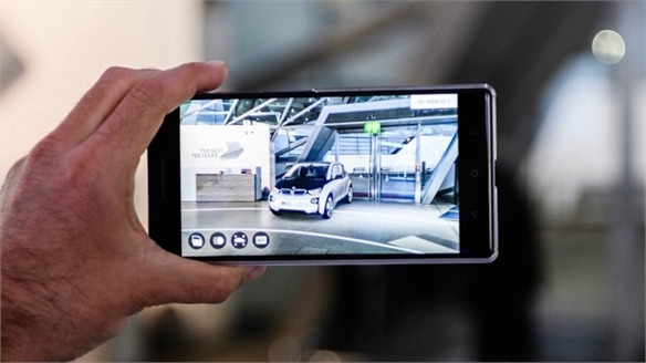 BMW's Tango-Powered AR Visualiser